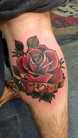 Tattoo for Mom by Justin013