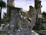 cemetery-old angel by VictoriaRusso