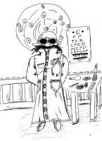 Daymare Town Ophthalmologist by Taiya001
