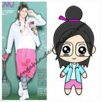 Chibi CNU B1A4... by SongAhIn