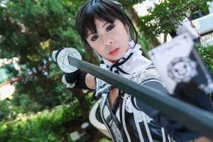 Shining Blade - Sakuya by Xeno-Photography