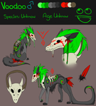 Voodoo adopt by DarkBroken