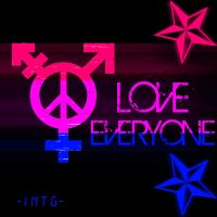 Love Everyone Bi PRIDE SPCL by D2Krazy