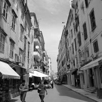 Walking in Corfu by CiaSalonica