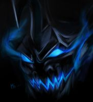 Creepy Smile Hecarim by Arlandria001