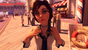 BioShock Infinite - this one is perfect! by Nylah22
