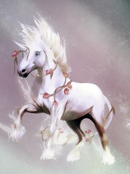 HOMMV, Unicorn by Anivel