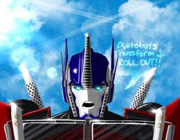 Time to Roll Out! by MNS-Prime-21
