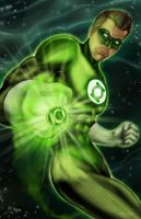 Green Lantern by GudFit