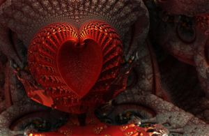Bleeding Heart by mediphysical