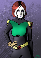 SS: Rogue by Domisea