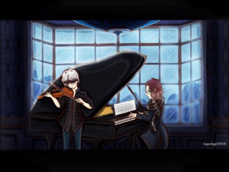 DLOC: Composing music together by AquaAngel1010