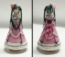 Ciel Worry Doll by ileenda