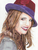 Stana Katic II by princesstripandfall