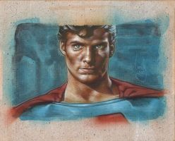 Superman by JeffLafferty