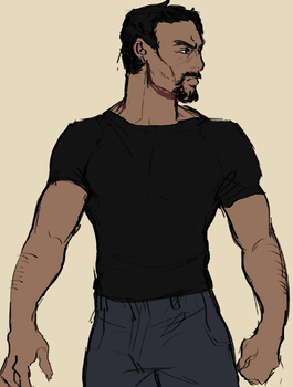 Gabe by Crowes-Hammer