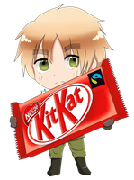 [APH] KitKat by Jink-Elise