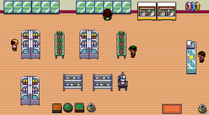 PokeMart by MyPokemonStory