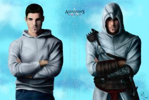 Assassin's Creed -  Assassins by Evil-Siren