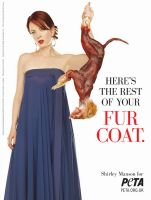 The Rest of Your Fur Coat... by ilzetjie