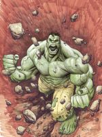 Hulk thanks you by RyanOttley