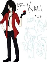 Kali for Guiltplz by The-Happy-Apple
