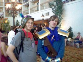 NDK 2011 Teemo and Garen by ShawnSPeters