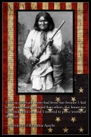 AMERICAN Legend Geronimo by SaintIscariot