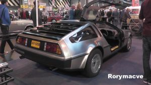 1983 DeLorean DMC-12 by The-Transport-Guild