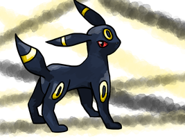 Umbreon by woaini2ily