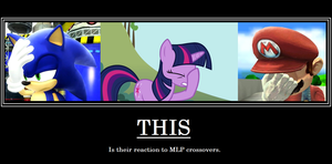 Facepalm/hoof Demotivational by NintendoGamer5000