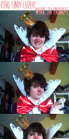 Wir- King Candy cosplay progress by Lisondepp