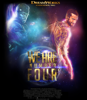 We Are Four 2 by Jekks