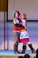 Zelda and Link from Skyward Sword 5 by memoire-hana