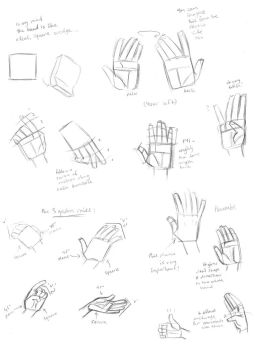 Brief hand tutorial by Tarento
