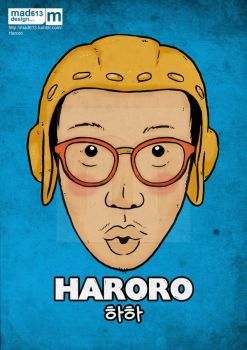 Haroro by mad613