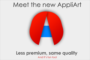 Meet the new AppliArt by AppliArt