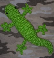 Carava-gecko by MaryCassette