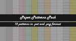 Paper Patterns Pack by gpritiranjan