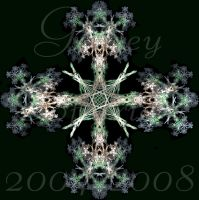 Snowflake 6 by Goldey--Too