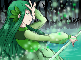 Cure Swamp by aku-no-hana2