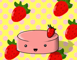 Simply Strawberry by WitchGirl94