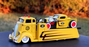 Coe Flatbed by boogster11