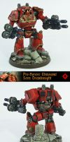 PH Thousand Sons Dreadnought by Proiteus