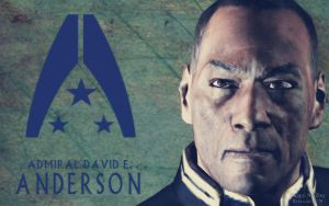 N7 Day - Anderson by Belanna42