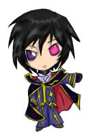 another Lulu chibi by tomgirl227