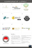 10 Logos from me. by magneto-ms