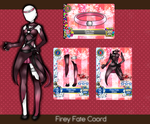 MRA: Fiery Fate Coord by Snow--drop