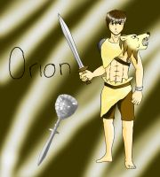 Fairy Tail OC: Orion by Sass-Cat