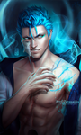 Grimmjow _BLEACH by Zetsuai89